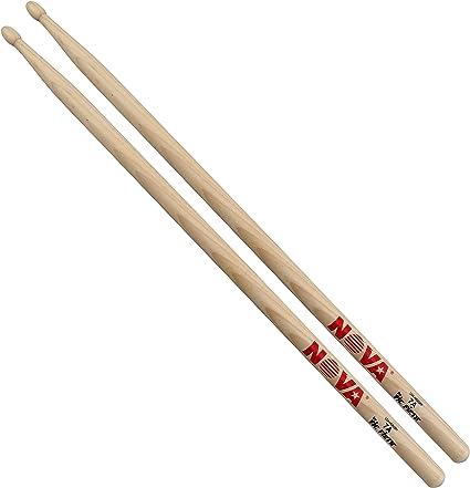 VIC FIRTH Nova Wood Tip 5B Drumsticks Paar