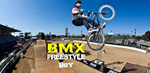 BMX Freestyle Boy by crazystore