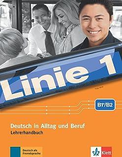 linie 1 b2 2 deutsch in alltag und beruf kurs und Übungsbuch teil