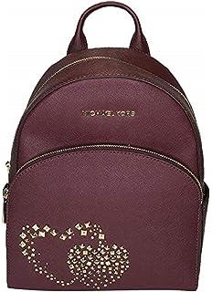 Michael Kors Abbey Medium Studded Leather Backpack For Work School Office  Travel 3d16b5548de83