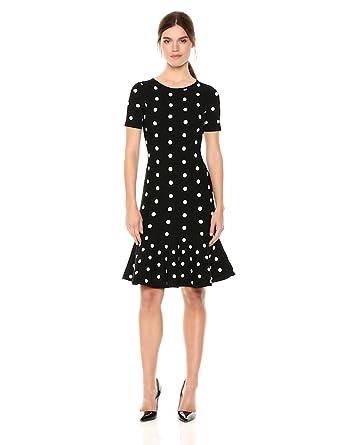 0e95519a5c36 Amazon.com: MILLY Women's Polka Dot Mermaid Dress: Clothing