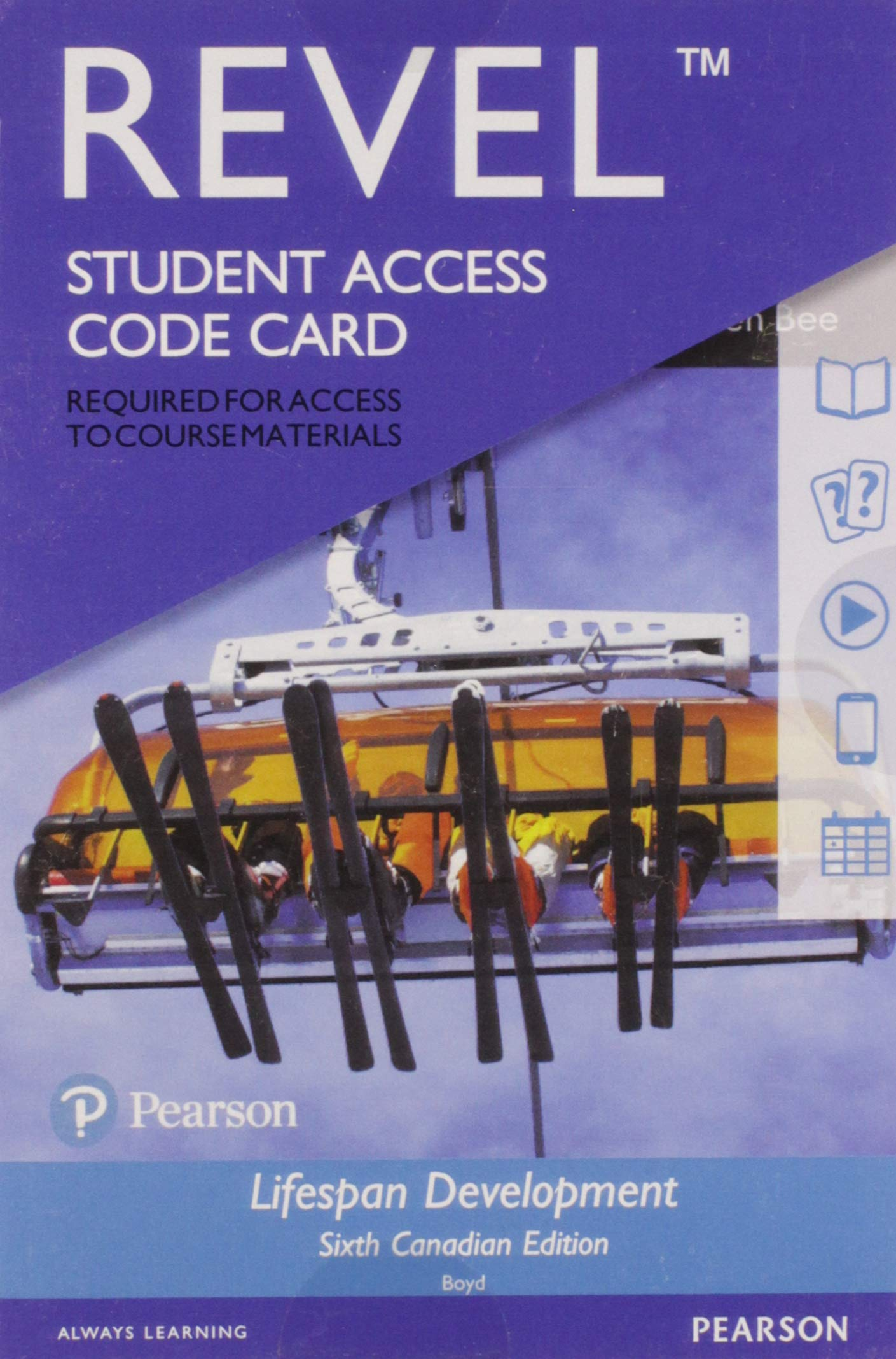 Revel for Lifespan Development, Sixth Canadian Edition -- Access Card (6th  Edition): Denise Boyd, Paul Johnson, Helen Bee: 9780134661841: Psychology:  Amazon ...