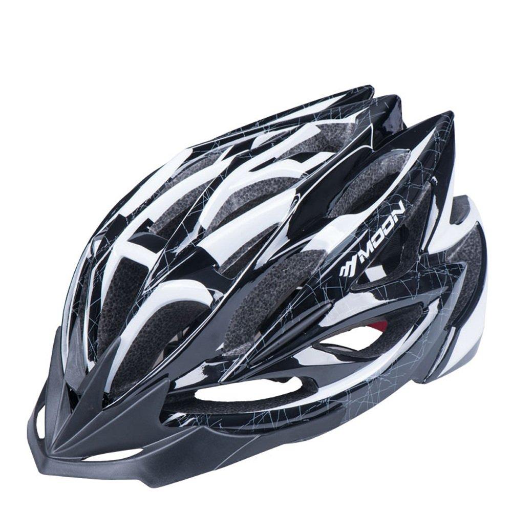 235g Ultra Leichtgewicht-Spezialisierte Fahrradhelm, verstellbarer Sport Radsport Helm Fahrrad Fahrradhelme für Road & Mountain Biking, Motorrad für Erwachsene Männer & Frauen, Jugend - Rennen, Sicherheitsschutz