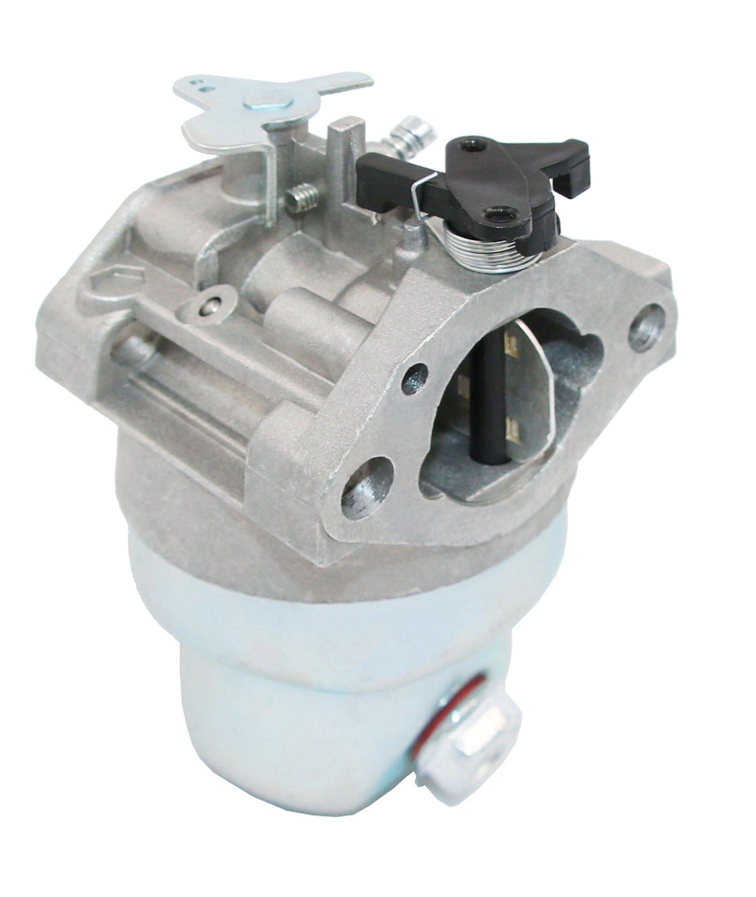 GCV160 Carburetor for Honda HRT216 HRR216 GCV160a HRS216 - Honda GCV160 Carburetor by HOOAI (Image #8)