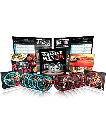 Shaun T s locura Max: 30 Base Kit - entrenamiento DVD