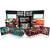 Beachbody Shaun T's INSANITY MAX:30 Base Kit 12 30-minute Strength and Cardio Workouts on 10 DVDs