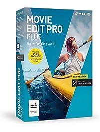 MAGIX Movie Edit Pro - 2018 Plus -Editing Software