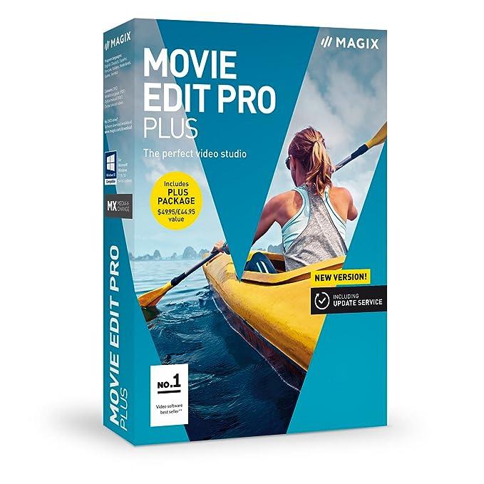MAGIX Movie Edit Pro - 2018 Plus - Editing Software