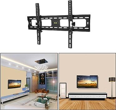 iMounTek – TV Soporte de pared inclinable para televisores de 37 ...