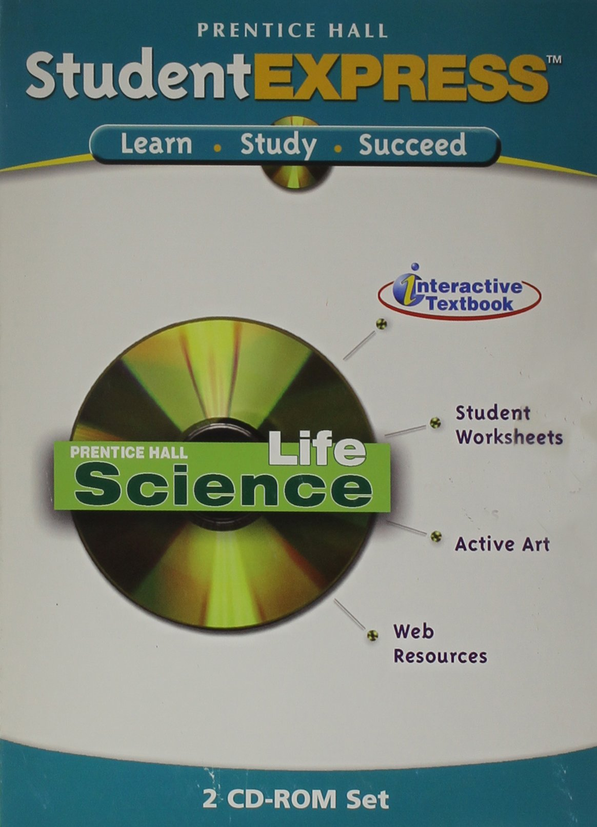 Workbooks physical science guided reading and study workbook : Science Explorer: Life Science: PRENTICE HALL: 9780131903050 ...