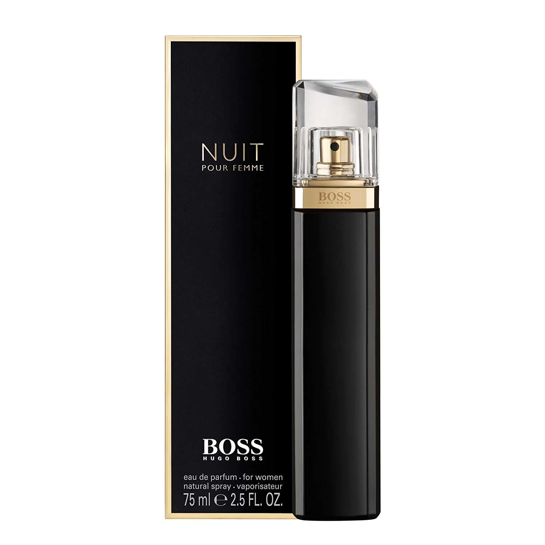 2019 heißer verkauf auf Füßen Aufnahmen von so billig Hugo Boss NUIT Eau de Parfum, 75ml