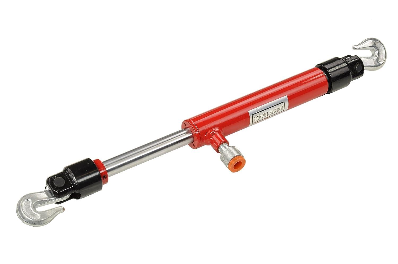Pro Lift Montagetechnik 2t Zugzylinder Hydraulikzylinder Mit Kettenhaken T 00901 Gewerbe Industrie Wissenschaft