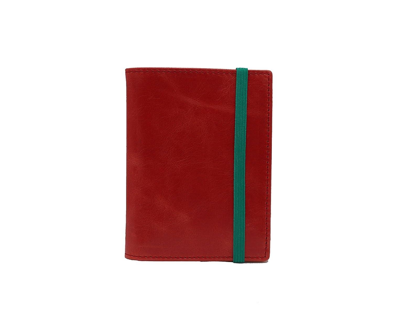 PIAMONTE, 720 classics, cartera pequeña con monedero rosso y verde esmeralda: Amazon.es: Equipaje