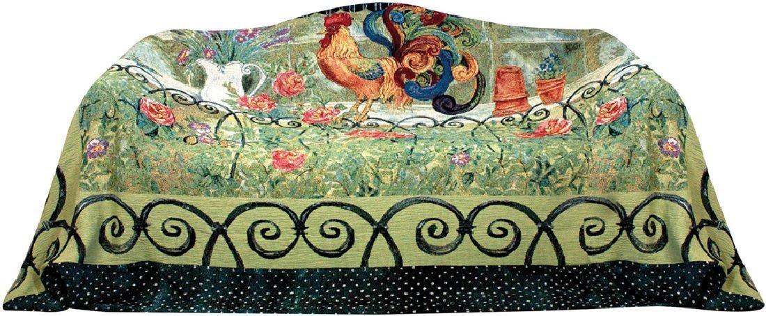 Manual Fabulous Fowl Tapestry Sofa Slipcovers, CFSFAB, 170x90