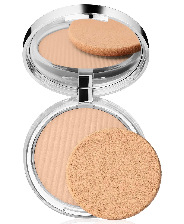 New! Clinique Superpowder Double Face Makeup, 0.35 oz/ 10.5 g, 01 Matte Ivory (VF-P)