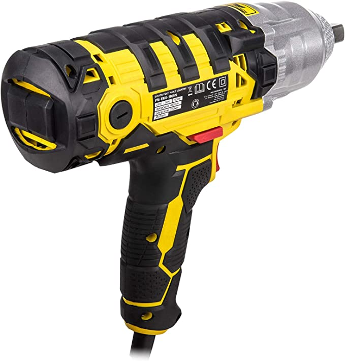 Unitec 10923 Impact Wrench Premium 230V
