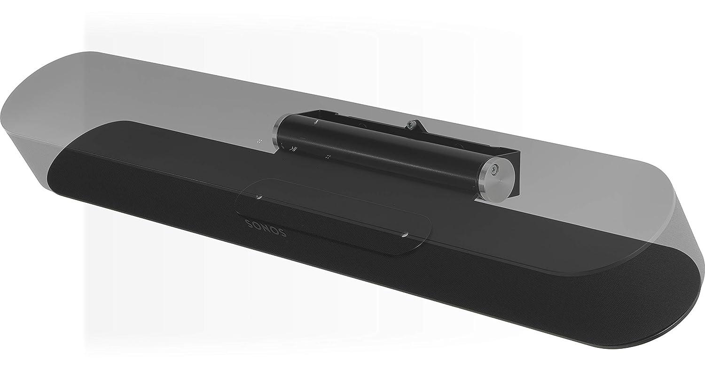 Flexson 調節可能 壁マウント Sonos Beam用 ブラック   B07F32P7F3