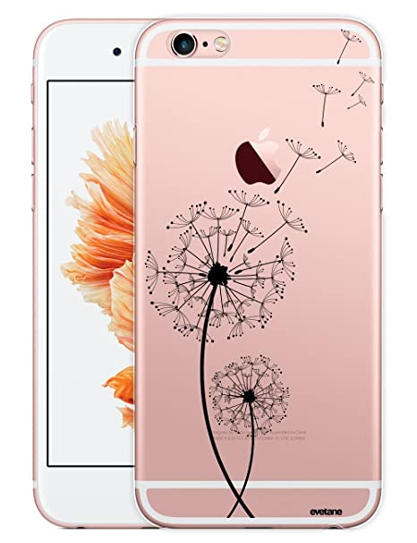 coque iphone 7 pissenlit