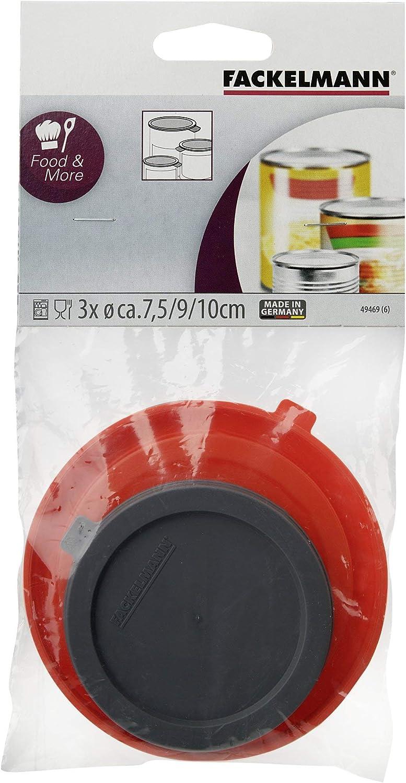 Deckel In 3 Verschiedenen Größen Konserven Und Dosendeckel