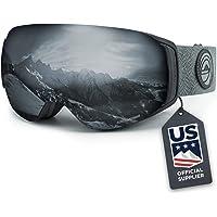 $64 » Wildhorn Roca Snowboard & Ski Goggles - US Ski Team Official Supplier - Interchangeable Lens…