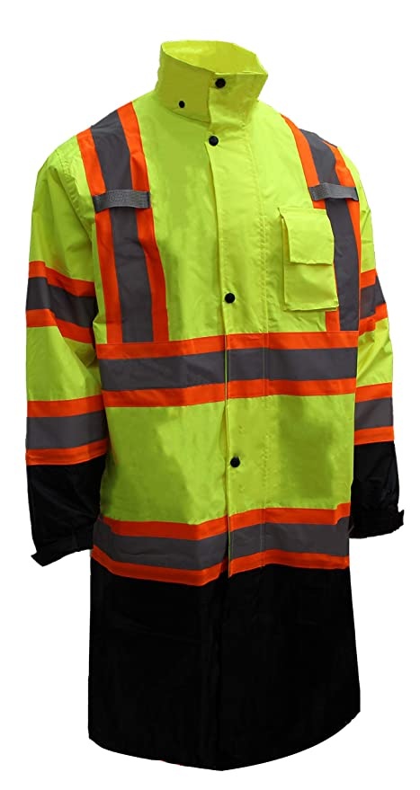 Amazon.com: RK Safety TS-RC-CLA3-OR44 - Chubasquero ...