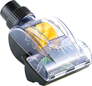 Sichler Haushaltsgeräte Aspiradora de boquilla: Aspiradora de Turbo Cepillo para eliminación de pelo de animal, para tubos con Depilador (Animales aspirador 32 mm de diámetro): Amazon.es: Hogar