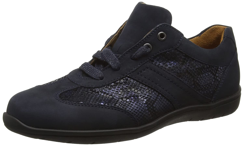 Ganter Gill, Weite G - Zapatillas para Mujer 37.5 EU|Azul (Ocean / Navy 3031)