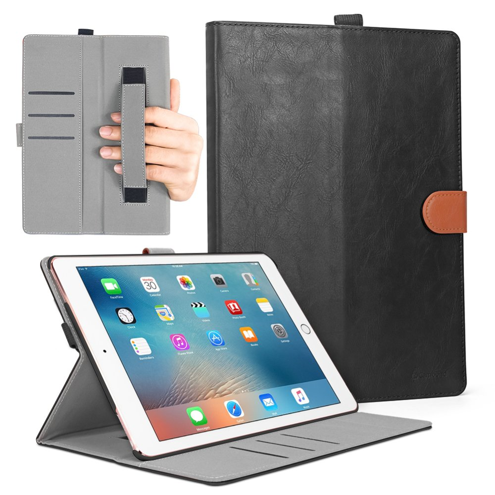 iPad Pro Case 9.7 with Hand Strap