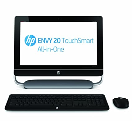 HP ENVY 20-d038d TouchSmart PCT Touch Windows 8 X64