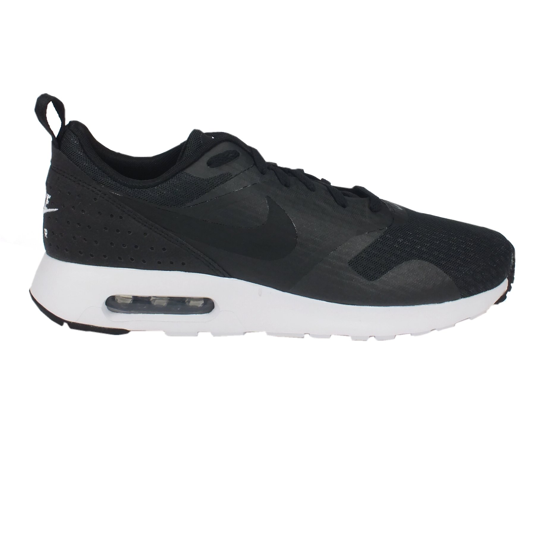 new style 18057 72899 Galleon - Nike Air Max Tavas Essential Mens Trainers 725073 Sneakers Shoes  (UK 8 US 9 EU 42.5, Black White 001)