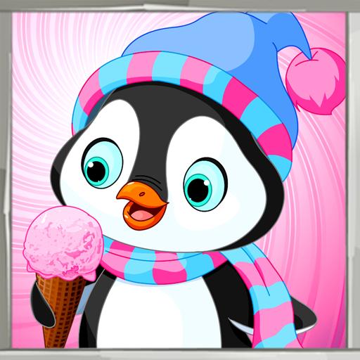 Penguin Coloring Book (Penguins Erasers)