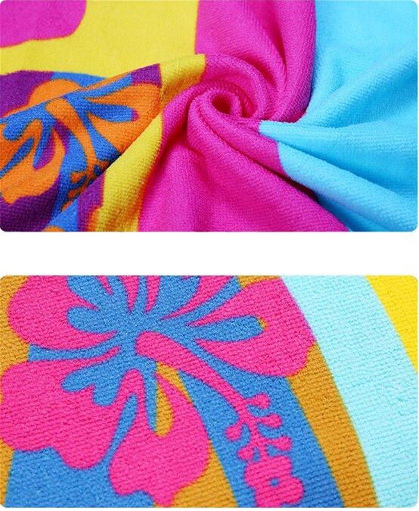 Asciugamani Da Bagnotelo Mare Asciugamani Grande Gym,Microfibra Super Morbida Ed Altamente Assorbente Towels Per Uomo Donna Viaggio,Campeggio E Piscina Yoga145*70 Cm,A