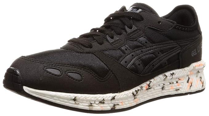 f1697f6e983 Amazon.com: Asics Tiger Hyper Gel-Lyte Mens Sneakers Black: Clothing