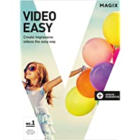 MAGIX Video easy 6 HD [Download]