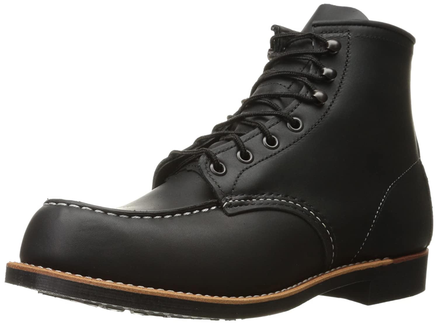 Red Wing Shoes - Botas Chukka Hombre 41.5 EU|Schwarz (Black Harness)