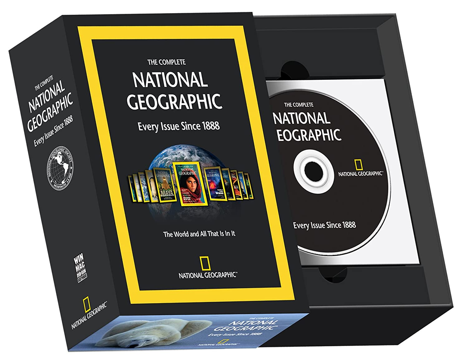 Amazoncom Complete National Geographic Every Issue Since - 30 fascinating photos from national geographics archives