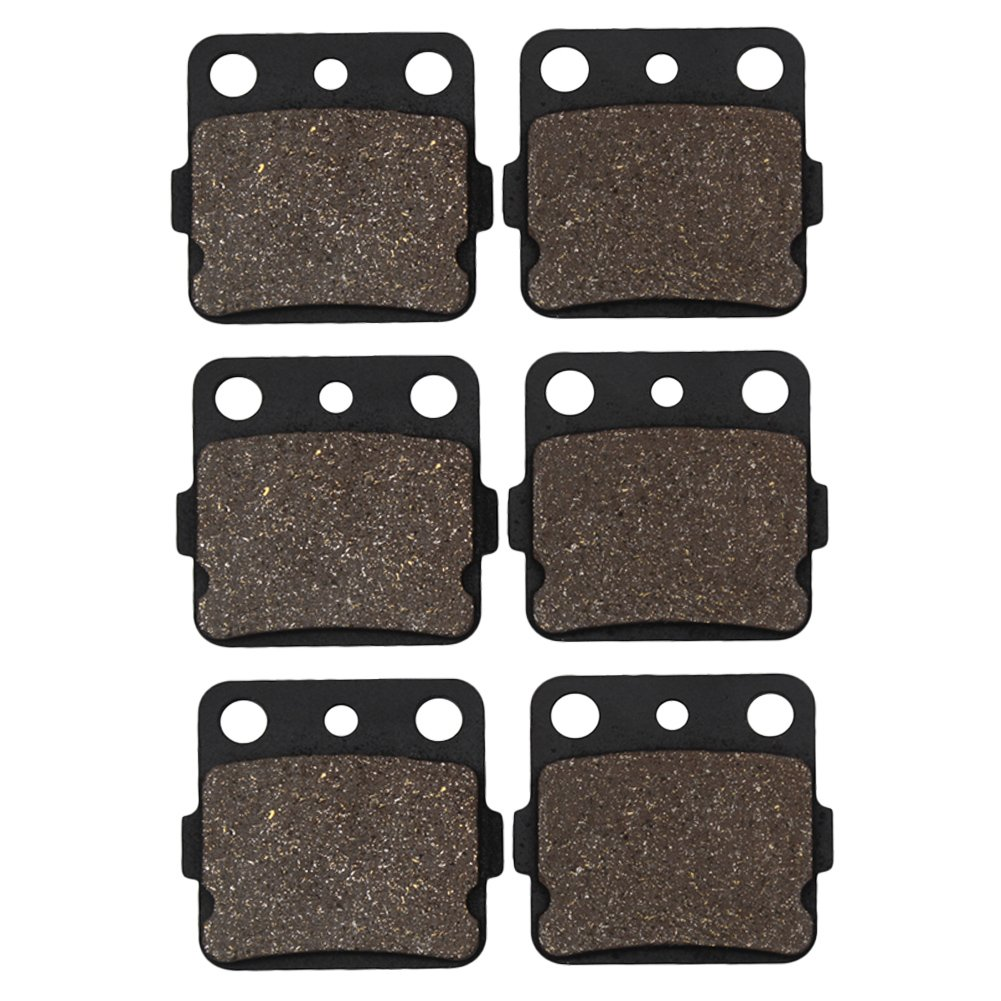 Brake Pads FITS HONDA TRX400EX TRX 400 X FOURTRAX 1999-2000 Front Rear Brakes