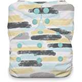 Thirsties One Size All in One Cloth Diaper, Snap Closure, Dreamscape