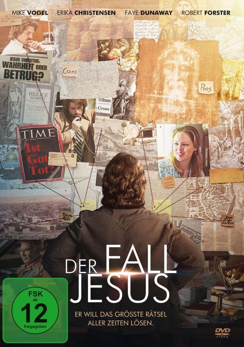 Der Fall Jesus: Amazon.de: Mike Vogel, Erika Christensen, Faye ...