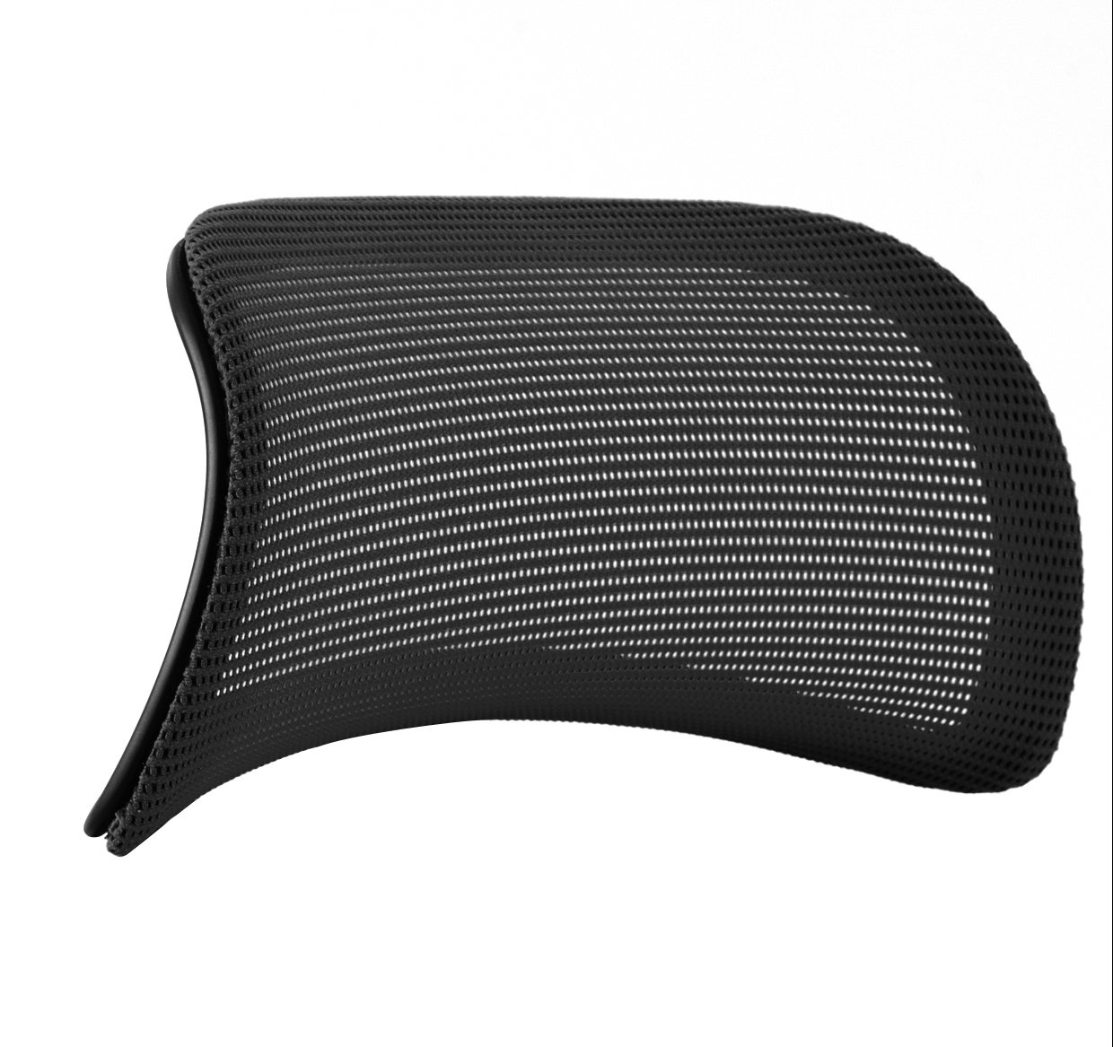 Amazon.com: Okamura Contessa (Contessa) office chair option parts large headrest (mesh fixed) black frame [Contessa only] black CM501B-FBC1: Kitchen & ...
