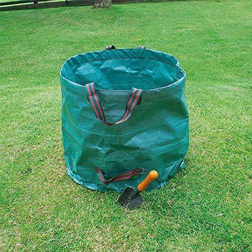 Saco Jardin Recoge-hojas 67ø X 76 Cm.: Amazon.es: Jardín