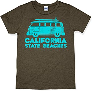 product image for Hank Player U.S.A. California State Beaches Men's T-Shirt