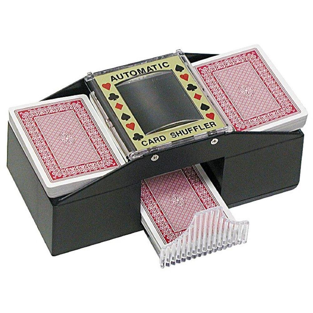CHH Automatic Card Shuffler, Black