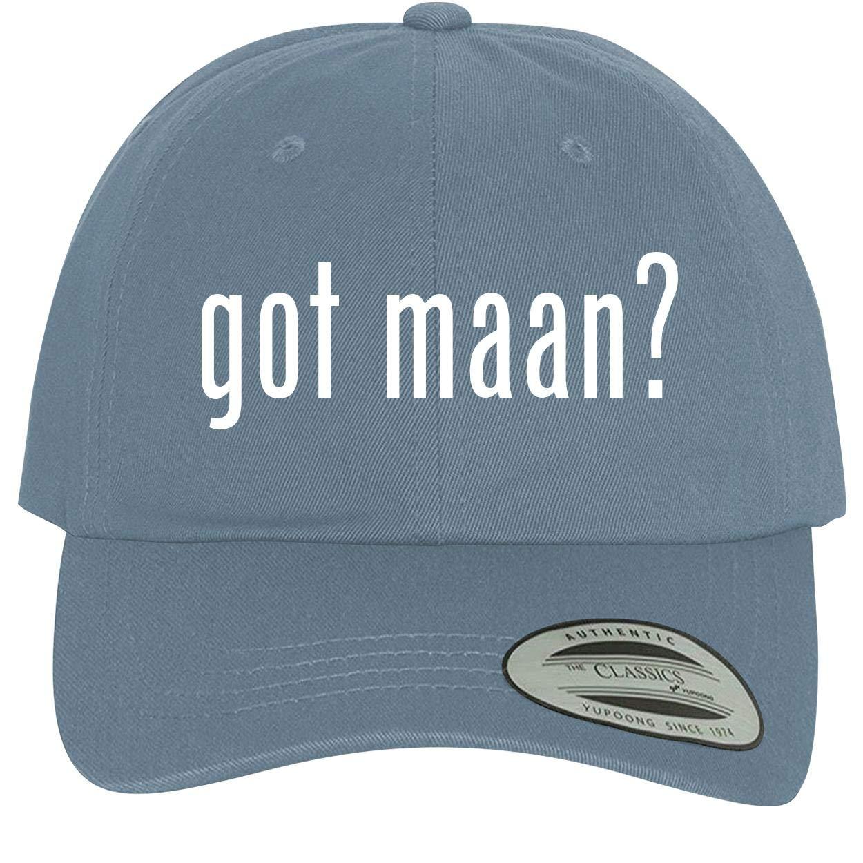 got maan? - Comfortable Dad Hat Baseball Cap, Light Blue by BH Cool Designs