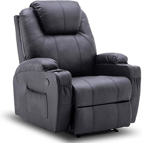 Mcombo Electric Power Recliner Chair - a good cheap living room chair