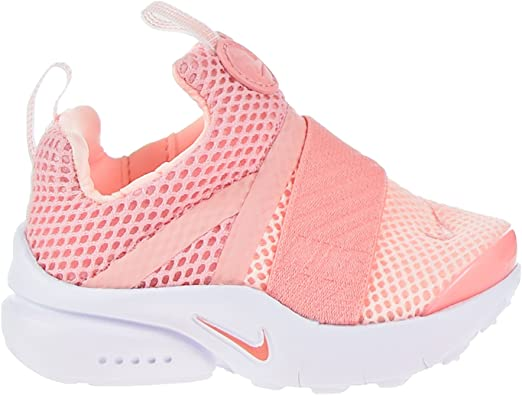 transportar recomendar Rico  Amazon.com | NIKE Presto Extreme Toddlers' Shoes Black/Black Pink/Prime  White 870021-004 | Sneakers