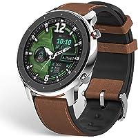 """Amazfit GTR 47 Smartwatch Deportivo Reloj Inteligente AMOLED de 1.39"""" GPS + GLONASS Integrado Frecuencia cardíaca…"""