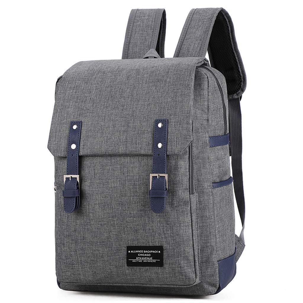 Tronet Travel Backpacks,Student Bag Multi-Function Large Capacity Travel Backpack Business Shoulder Bag