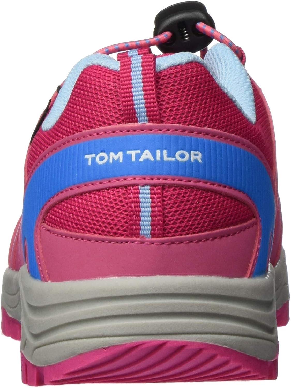 Tom Tailor 8070201 Chaussures de Cross Mixte Enfant