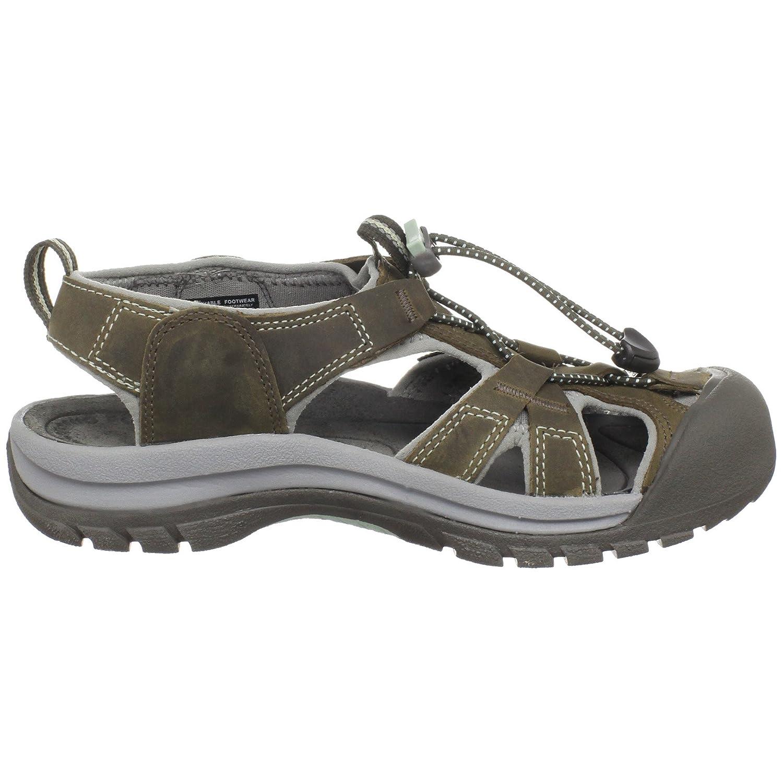 Keen VENICE 5210-BOSS Damen Outdoor Sandalen Braun Braun Sandalen (schwarz Olive/Surf Spray) 8180fc